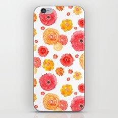 MARIGOLDS iPhone & iPod Skin