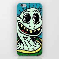 A TORTOISE. iPhone & iPod Skin