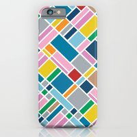 iPhone & iPod Case featuring Map Outline 45  by Project M