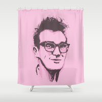 Morrissey Shower Curtain