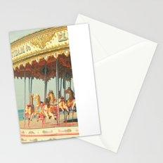 Seaside Carousel Stationery Cards