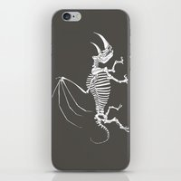 Dead Wing iPhone & iPod Skin