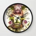 The Genesis Wall Clock