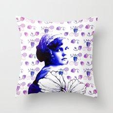 Albertine Throw Pillow