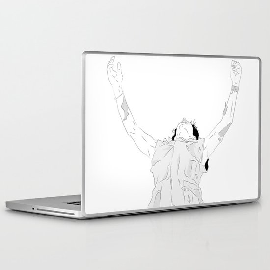 Plat - Oe Laptop & iPad Skin