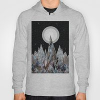 Moon Mountains (landscap… Hoody