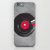iPhone & iPod Case featuring Art of Music by dan elijah g. fajardo