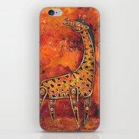 Giraffe I iPhone & iPod Skin