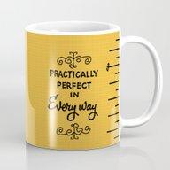 Practically Perfect In E… Mug