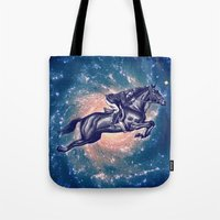 Cosmic Ride Tote Bag