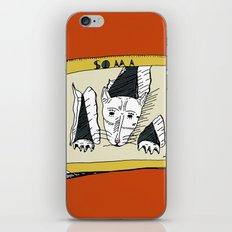 PSYCHO-Soma iPhone & iPod Skin