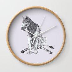 The Leucrota Wall Clock