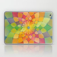 Chrysanthemum 2 Laptop & iPad Skin