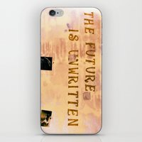Unwritten... iPhone & iPod Skin