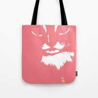 Wolfgang Kitty Tote Bag