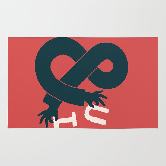 You and I, Ampersand Area & Throw Rug