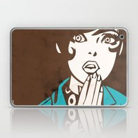 60s Girl Laptop & iPad Skin
