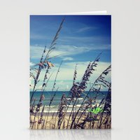 Through The Reeds Stationery Cards