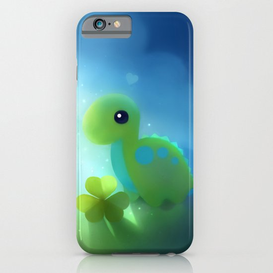 bronto dino iPhone & iPod Case