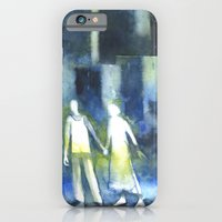 Lost Souls At Moonlight iPhone 6 Slim Case