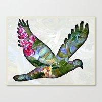 Peace for Peace Canvas Print