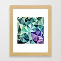 :: digital pattern :: Framed Art Print