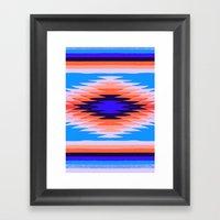 SURF LOVIN : HAWAII Framed Art Print