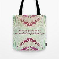 Saying Tote Bag