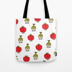 Apples and Pears Tote Bag