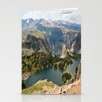 Beartooth Pass Lookout Stationery Cards