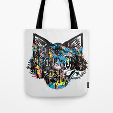 The Creative Cat (Alt. Colorway) Tote Bag