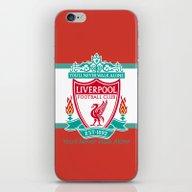 Liverpool iPhone & iPod Skin
