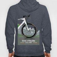 Giro D'Italia Bike Hoody
