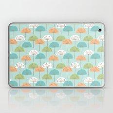 wispy flowers Laptop & iPad Skin