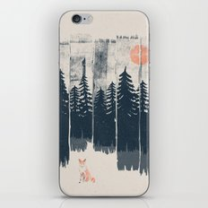 A Fox in the Wild... iPhone & iPod Skin