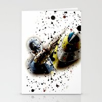 UNREAL PARTY 2012 AVENGERS CAPTAIN AMERICA  Stationery Cards