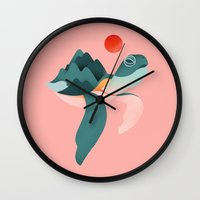 Archelon Wall Clock