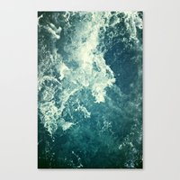 Water III Canvas Print