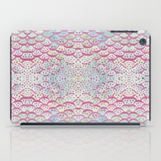scales and dots iPad Case