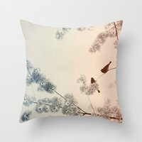 Central Park In Bloom #4 Throw Pillow