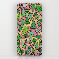 Anxietrees iPhone & iPod Skin