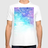 Sunny Cases XVIII Mens Fitted Tee White SMALL