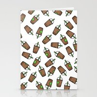 Bev Fresh Pattern Stationery Cards