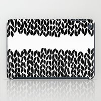 Missing Knit     iPad Case