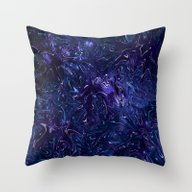 The Wolves Hidden In The… Throw Pillow