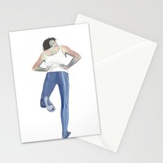 Posing Stationery Cards