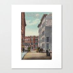 Olde Albany Canvas Print