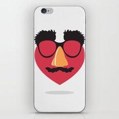 Love in Disguise iPhone & iPod Skin