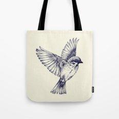 lost bird Tote Bag