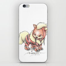 K-9 Unit iPhone & iPod Skin